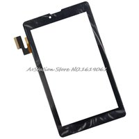 Wholesale oem tablet pc inch resale online - Inch Touch Screen Digitizer Tablet PC OEM Compatible with F0899 F0872 Black