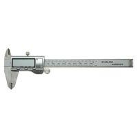 "Wholesale Digital Mm Gauges - Wholesale 150 mm 6"" Digital CALIPER VERNIER GAUGE Stainless Steel Electronic Digital Vernier Caliper Micrometer Guage"