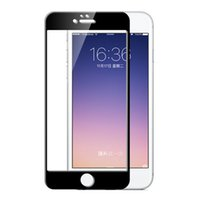 Wholesale Optimus Cover - Tempered Glass For ZTE Prestige 2  Max XL N9560 Full Cover Premium Guard Sreen protector Film with 10 in 1 packing