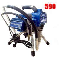 sprayer motor - Profesional Electric Airless Paint Sprayer PISTON Painting Machine with brushless motor factory selling