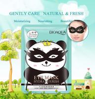 Wholesale Firming Masks - Bioaqua Cute Moisturizing  Anti-Aging Dark Circle Friming Panda Eye Mask