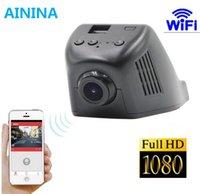 Wholesale Mini Cam Zoom - DVR 2017 New Universal Car Dvr Mini Wifi Auto Camera Full HD 1080P Dash Cam Logger Video Recorder Vehicle Black box Dvrs