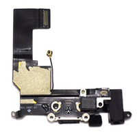 Wholesale iphone dock connector for sale - Group buy 100PCS New USB Dock Connector Charger Charging Port Flex Cable for iPhone s c