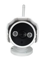 systèmes de caméras de sécurité sans fil étanches achat en gros de-Sans fil Ip caméra 720 p HD wifi cctv système de sécurité étanche à l'eau extérieure infrarouge mini Onvif IR Night Vision Camara