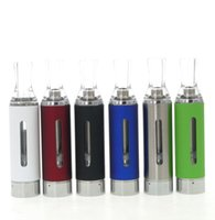 Wholesale Ego Mt3 Kits - Wholesale-MT3 Atomizer Clearomizer eVod BCC 1.6ml bottom tank Cartomizer E-Cigarette Kit for EGO EGO-C EGO-W EGO-T
