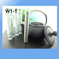 Wholesale Wholesale Water Treatment - Nanometer Energy Water Stick Alkallne Hydrogen Treatment Minutes Filters Alkalinity Filter Stainless Steel For Healthy Life Hot Sale 7se