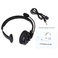 Wholesale Over Head Bluetooth - BH-M10B Over-The-Head Wireless Bluetooth Headphone Noise-Canceling Hands-free Headset with Mic for SmartPhone Laptop Desktop PC