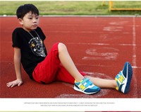 Wholesale Child Moccasins - 2017 Hot Sale New Fashion Children Lazy Shoes Boys Gommini Loafers Girls Shoes Moccasins Kids Shoes Many
