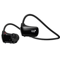 Wholesale walkman sports mp3 music player - Wholesale- New W273 8G Sports Mp3 Player USB for Son Headset 8GB NWZ-W273 Walkman Running Earphones Mp3 Music Players Headphones