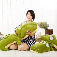 Girls cartoon software - Software Crocodile Pillow Cushion Cartoon Originality Lint Toys Doll Birthday Gift Send Girl Student