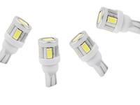 park bulbs Australia - Car Interior LED Lamp T10 194 W5W 6SMD 5730 Automotive Light Bulb Parking Fog Light Auto Car Light Projector Turn Tail Signal DRL Bulbs