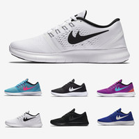 Wholesale Barefoot Trainers - New 2017 Womens Mens Free Run 2.0 3.0 4.0 5.0 Running Shoes Barefoot Trainers Jogging Sneakers Size 36-45 Eur