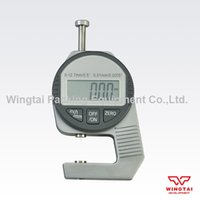 Wholesale Measure Range mm Dial Pocket Mini Thickness Gauge Meter BY01