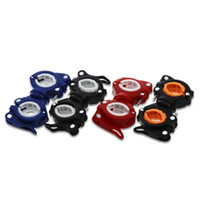 Wholesale cycling clips resale online - 4pcs New Flashlight Clip Light Holder Bike Bicycle Rotatable Bracket Cycling Equipment Bicycle Mount Road Bike Holder