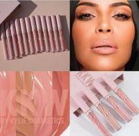 Wholesale Kim Kardashian White - KYLIE JENNER KIM KARDASHIAN KKW X KYLIE LIP BUNDLE COLLAB 4 PACK PRE ORDER KIM KARDASHIAN KKW Free Shipping