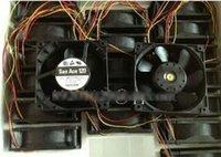 подвеска с вентилятором 12v оптовых-Первоначально 9g1212g101 P/N: 118-20514-00 EP041325PR 12038 2 шарика нося охлаждающий вентилятор с 12V 0.98 A 120*120*38mm 3 провода