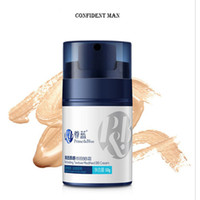 Wholesale BB Cream for Men g Face Concealer Cream Foundation Brightening Moisturizing Beauty Makeup for Boy Office men Pieces