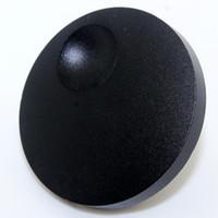 Wholesale Control Potentiometer - Wholesale-1pcs Sand Knob Audio Volume Control Knob Potentiometer Knob Mm 40*17 - black
