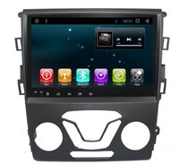 Full Touch Screen Auto GPS Navigation Android und Auto DVD System Navigator App für 2013 Ford Mondeo 10.2inch