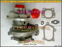 76mm turbo venda por atacado-RHF55 VB440051 CIFK 8980302170 Turbo Turbocompressor Para HITACHI Industrial ZX240 Para ISUZU Truck Industriemotor SH240 JCB 4HK1