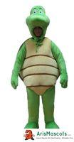 Wholesale sea mascot - Sea Turtle mascot outfit custom Ocean Animal mascot costume fancy fur mascots kids carnival party dress