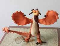 Wholesale Deadly Nadder Plush - How to Train Your Dragon 1pcs 36cm Deadly Nadder Dragon Stuffed Animal Plush Toys Cartoon Toys Free Shipping