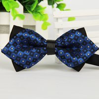 Wholesale Wholesalers Business Clothing - Simple Men's Suit Bow Tie For Groom Wedding Party Men Formal Wear Business Cravat Bow tie Clothing Accessories