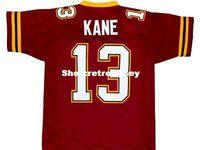 Wholesale Cheap Programs - THE PROGRAM MOVIE JERSEY - KANE #13 NEW ANY SIZE XS - 5XL Cheap football Jerseys
