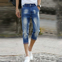 Denim Capri Pants Men Price Comparison | Buy Cheapest Denim Capri ...