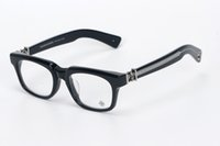Wholesale Japan Eyewear - New Brand designer SEE YOU IN TEA eyewear Oculos De Grau Frame Men Eye Glasses Women Handcrafted Frame Japan Optical Frame 53mm