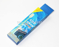 Wholesale Sensor Clean Swab - Wholesale- 6PCS Pack Wet Sensor Cleaner CMOS CCD SWAB for D-SLR,Filters, Optics lens,LCD FOR Camera Cleaning PAD CCD CMOS SWAB