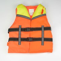 Wholesale Rescue Boats - Wholesale- ship lifesaving Life Vest Tourism The boat flood prevention Water Safety Products Rescue life jacket Free shipping