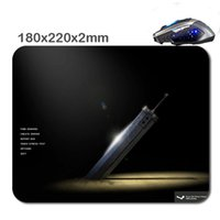 Wholesale pad mm - Print final fantasy 7 buster sword Custom Non-Slip Durable Computer Laptop Gaming Rubber Soft Mouse Pad As Gift220*180*2 Mm