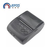 Wholesale Pos Receipt Printer Bluetooth - JP-5802LYA 58mm Portablle Android Bluetooth Thermal Printer Receipt Printer for mobile POS printer with bluetooth ticket