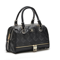 popüler çanta tasarımcıları toptan satış-Marka tasarımcısı Kim Kardashian Kollection messenger tote KK bolsas tasarım kadınlar çanta omuz çantası popüler çanta