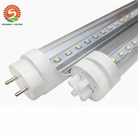 Wholesale Fixture Cover - 100-Pack of Hyperikon T8 LED Shop Light Tube, 4ft, 18W (40W equivalent), Clear Cover, G13 Lighting Fixtures, Tombstones Included