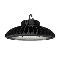 Wholesale Industrial Lighting Warehouse - UL DLC Listed UFO LED High bay light 110V-277V 5000K 130-160lm W U.S Stock with 5 years warranty LED industrial Light