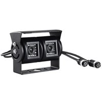 Wholesale Car Rear View Camera Price - factory price rear view double lens mini car camera in high waterproof