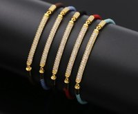 Wholesale 2017 new arrival fashion gift jewelry for men women factory high quality diamond charm bracelet