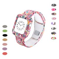 Wholesale Silicone Flower Watch - 38mm   42mm Soft Silicone Band with Protective Case for iwatch Series 1 Series 2 Edition, Sport Breathable Bracelet Strap, Indian Flower