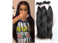 Wholesale lummy for sale - Group buy LUMMY Brazilian Hair Weaves UNPROCESSED Virgin Human Hair Wefts Indian Malaysian Peruvian Hair Extensions Double Weft Can be dyed
