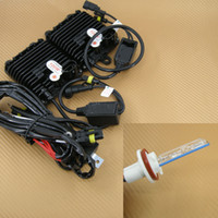 kits de conversion cachés 24v achat en gros de-24V 100W H11 9005 9006 Kit de conversion Xenon HID
