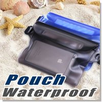 Wholesale Bag Combination - Premium Waterproof Waist Pouch Handbag Bag Case Phone and Valuables Protector Available in Various Combination Set For Outdoor Adventures