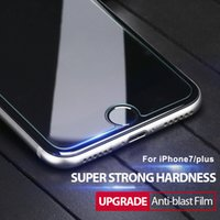 Wholesale Glass Galaxy S - Nano Screen Protector Film Better than Tempered Glass Protective For iPhone 7 6 6s s 5 5s 4s Samsung Galaxy S4 S5 S6 Note 3 4 5