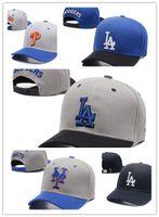 Wholesale Dodger Caps - 2017 new style Dodgers baseball cap snapback hats and caps for men women brand sports hip hop flat sun hat bone gorras cheap mens Casquette