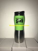 Wholesale Team Wall - Herbalife 24 Nutrition 15oz Insulated COFFEE TRAVEL MUG Stainless Steel Double Wall Thermos Tumbler For Herbalife Team Members