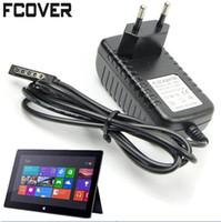 microsoft surface rt chargeur achat en gros de-EUUS Plug 12V 2A AC Adaptateur Chargeurs de batterie pour Microsoft Surface RT Pro 2 Windows 8 Tablet PC
