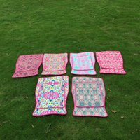 Wholesale Blanks Rose Printing Car Mat Floor Mats Carpets Floral Lilly Car Carpets to US DOM103496