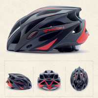 Wholesale Moon Bicycle Helmet - Moon Cycling Helmet Ultralight And Integrally Molded Professional Bicycle Helmet 275g 25 Holes Size M 55-58cm L 58-61cm