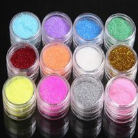 Wholesale DHL Colors Professional Nail Art Decoration B10 Color Acrylic Powder
